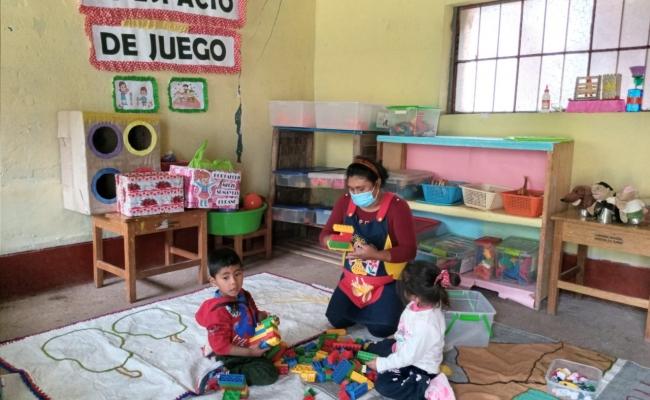 LA UNIDAD DE GESTIÓN EDUCATIVA LOCAL VÍCTOR FAJARDO REALIZA MONITOREO A LA MODALIDAD DEL SERVICIO EDUCATIVO A CARGO DEL ÁREA DE AGP