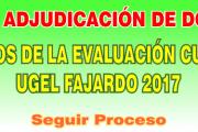 II ETAPA ADJUDICACIÓN DE DOCENTES 2017